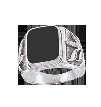 Мужские кольца из серебра 925-й пробы: купить мужское серебряное кольцо в  гипермаркете Злато | 354x333