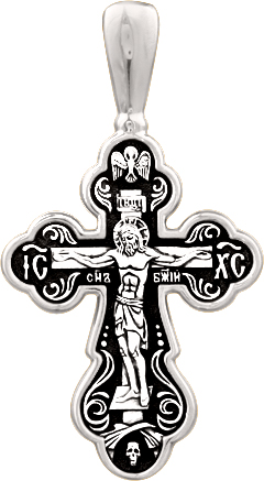 Cross in Silver 925