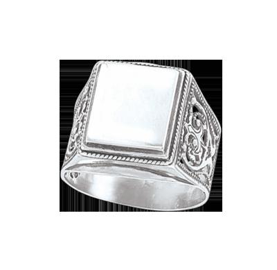 Мужской перстень-печатка из серебра 925-ой пробы  7584a361ec599