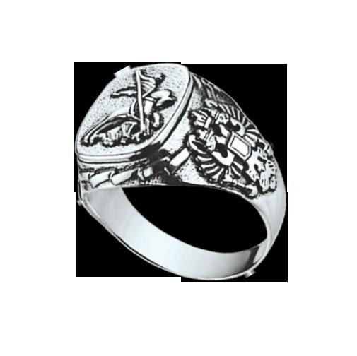 Herrenring - 925er Sterling Silber